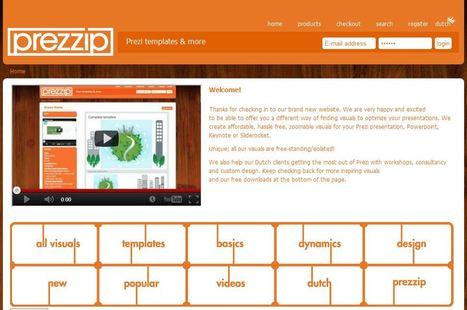 Prezzip - Prezzip: Prezi templates & more. | 1-MegaAulas - Ferramentas Educativas WEB 2.0 | Scoop.it