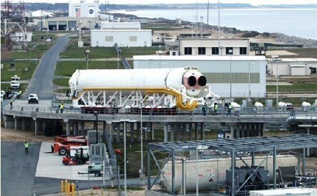 Antares Rollout Scheduled as Cygnus Integration Advances at Wallops | Parabolic Arc | The NewSpace Daily | Scoop.it