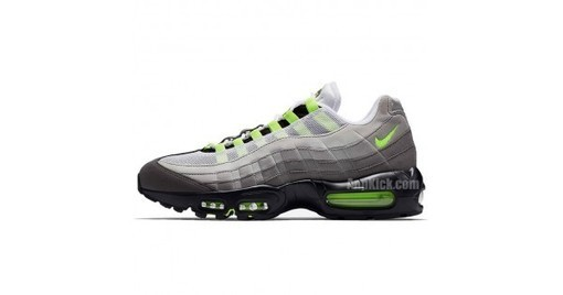 Nike Air Max 95 OG Neon 2018 Green For Sale 554... 77b9f8c46
