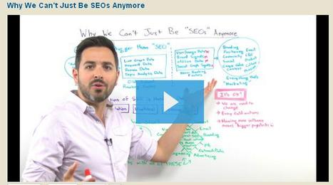 SEOs Are No More Just SEOs Now | How SEO Industry has Changed! | Topics about SEO and Social Media Marketing | Scoop.it