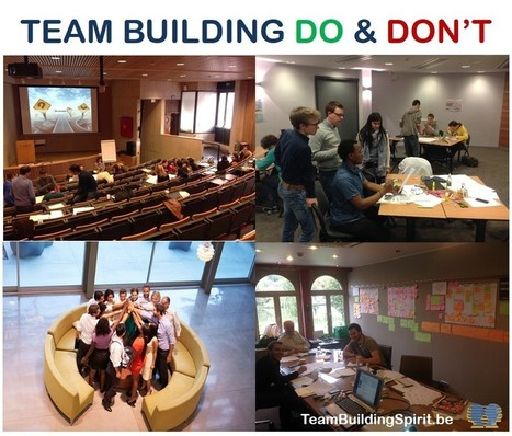 An Efficient Teambuilding - Team Building Spirit | Creativity, innovation and team building. | Scoop.it