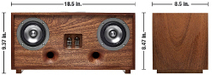 Hackable #media-#streaming #speaker does #HiFi with #tubes | linuxgizmos.com | * #bring the #heat back to the #Music ♪ ♫ thru #opensource | Linux and Open Source | Scoop.it