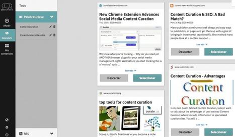 Groupiest: Facilitando la curación de contenidos | El Content Curator Semanal | Scoop.it