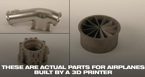 Honeywell Aerospace too is using Additive Manufacturing | Additive Manufacturing News | Scoop.it