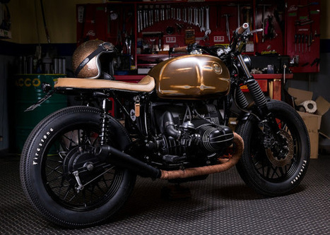 BMW R65 by Jerikan | Moto vintage | Scoop it