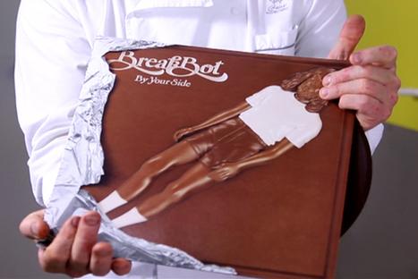 Un vinyle entièrement réalisé en chocolat… et qui fonctionne ! | Onto Vinyl | Scoop.it