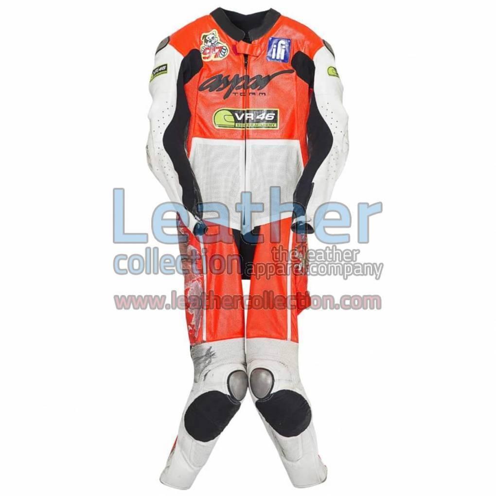 Batman Biker Jacke Calf, Leder, Used Look: : Bekleidung