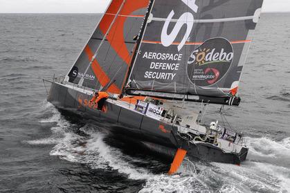 L'innovation reste l'ADN des bateaux du Vendée Globe - Figaro Nautisme   French DB home   Scoop.it