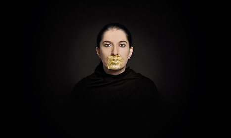 Marina Abramović, idéaliste de la vérité | art move | Scoop.it