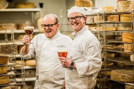 Bières belges et fromages: conseils et exemples pour un mariage parfait | The Voice of Cheese | Scoop.it