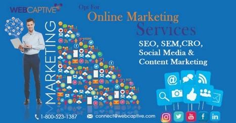 Digital Marketing Seo Agency Web Design Development Webcaptive
