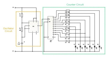 Free Electronic Circuits & Schematics Online   #Maker #Ideas for #MakerED #MakerSpaces   #Electronics #Creativity   iScience Teacher   Scoop.it