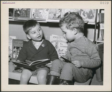 À la bibliothèque, payer ses amendes en lisant des livres | Accueil des publics | Scoop.it