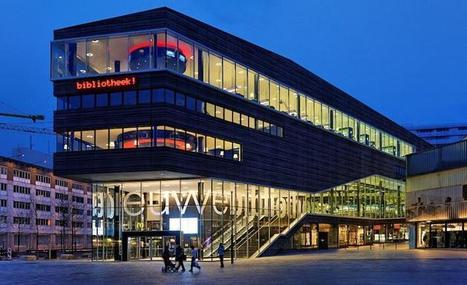 How a New Dutch Library Smashed Attendance Records | Transforming small business | Scoop.it