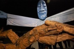 At 50, Bread And Puppet Still Challenges Business As Usual In Theater And ... - WBUR   Poetic Puppets   Scoop.it