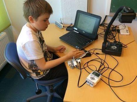 Computer programming for Finnish schoolchildren | Computational Tinkering | Scoop.it