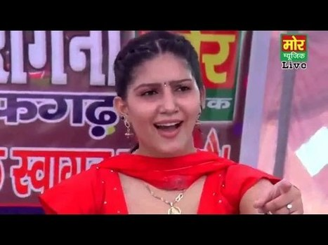Jhanjhariya Sapna Dance Video | Sapna Dance | Scoop.it