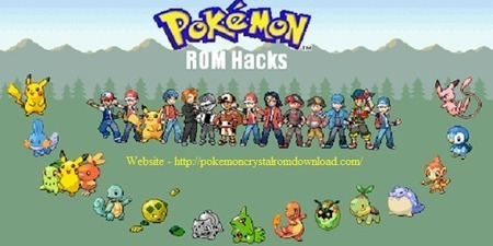 pokémon crystal rom