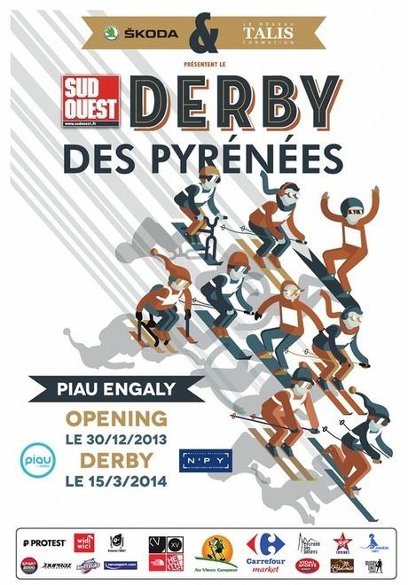 Derby des Pyrénées à Piau Engaly le 15 mars | Aquitaine OnLine | PIAU-ENGALY Animation | Scoop.it