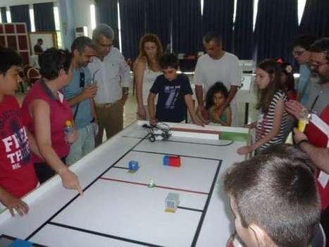 Πραγματοποιήθηκε με επιτυχία 1ος Περιφερειακός διαγωνισμός Ρομποτικής Νοτίου Αιγαίου | School News - Σχολικά Νέα | Scoop.it