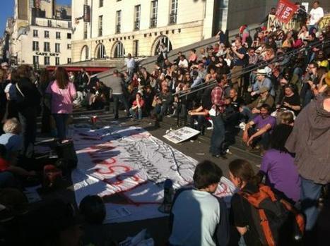 #1M #May1 #AGParis avec des centaines de personnes, une traduction pour les sourds et mal entendants #Marchedesbanlieues | #marchedesbanlieues -> #occupynnocents | Scoop.it