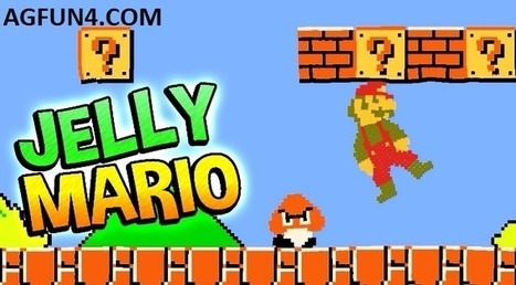 Super mario bros download unblocked | Jelly Mario Bros