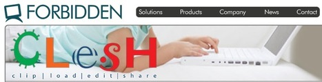 Servizio di Editing Video Online per PC, Mac & Android: Clesh | ConvertireVideo | Scoop.it