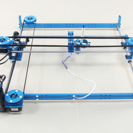 How to make a XY-plotter with Makeblock | Open Source Hardware News | Scoop.it