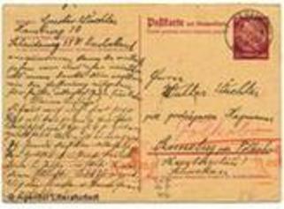 "32 Postkarten bis zur Deportation | | ""Qui si je criais...?"" | Scoop.it"