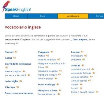 Italijanski - fraze i osnovne reči | Italijanski online | Scoop.it