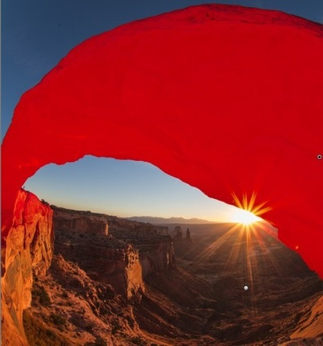 How I Shot And Edited It – Mesa Arch At Sunrise | For the love of Photography | Scoop.it