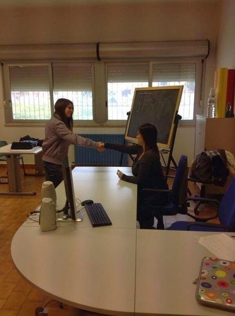 Visual curriculum e colloquio con reclutatore: orientamento all'ic di Sestu | Education_iTec_Italy | Scoop.it
