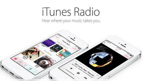 Study Shows Why iTunes Radio Lacks Big Impact on Download Sales | Music business | Scoop.it