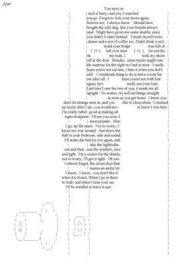 visual | ECKOVISION | ASCII Art | Scoop.it