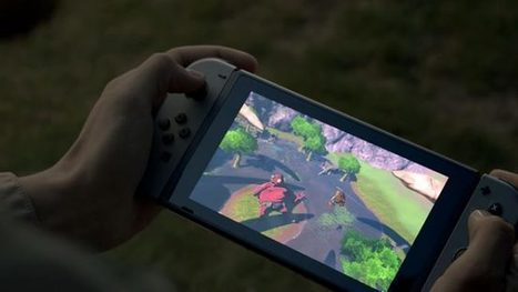 The Nintendo Switch: Why a Portable System Still Matters in 2017 | Games | Geek.com | ANALYZING EDUCATIONAL TECHNOLOGY | Scoop.it