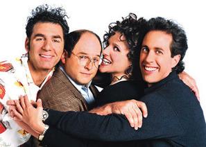 Seinfeld élue meilleure sitcom   Le Journal de la Télé - Nostalgie   Scoop.it