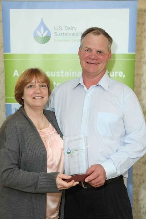 Minnesota-based Marshik Dairy receives national sustainability award | Business as an Agent of World Benefit | Scoop.it
