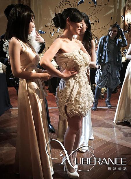 3D Printed Wedding Dresses - 3D Printing Industry   3D and 4D PRINTING   Scoop.it