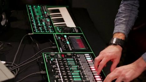 Roland Aira: The Future of Drums, Beats, and Crazy Electronic Sounds | News we like | Scoop.it