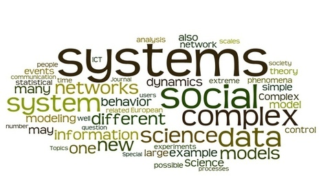 Challenges in complex systems science | FuturICT Journal Publications | Scoop.it
