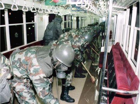 Quiénes han usado gas sarín: Sadam, Verdad Suprema ¿y El Asad?   Legendo   Scoop.it