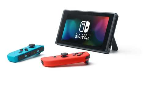 Nintendo Switch: Hands on with Nintendo's fascinating new Console | Technology in Business Today | Scoop.it