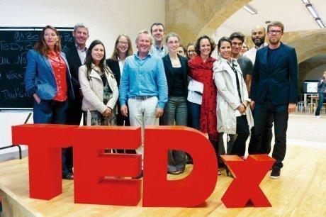 Bordeaux : TEDx, moteur à idées | Vin, blogs, réseaux sociaux, partage, communauté Vinocamp France | Scoop.it