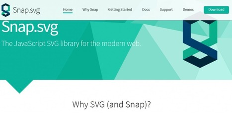 5 SVG animation tools to make creating SVG much easier | E-learning UX & Moolde | Scoop.it