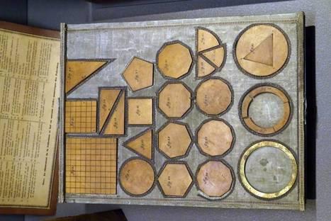 El Tangram, Bolyai-Gerwien y la cuadratura del círculo | Acusmata | Scoop.it