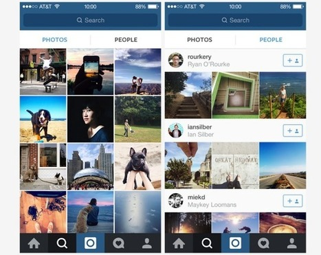 La Storia di Instagram a distanza di 5 anni dal suo lancio | Social Media Consultant 2012 | Scoop.it