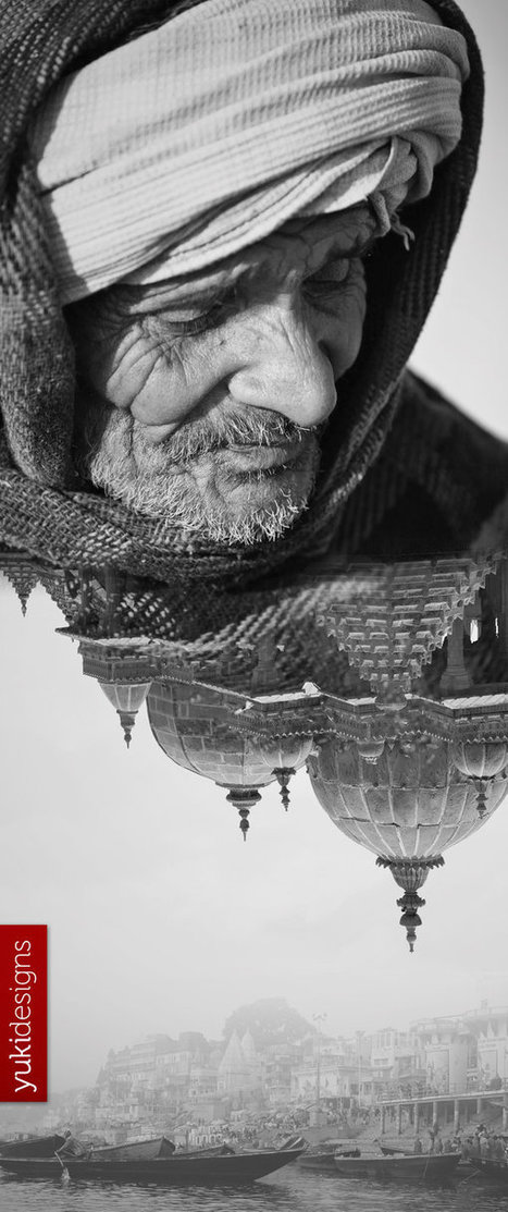 25+ Amazing & Beautiful Examples of Double Exposure Photography Portraits | PgP Photography | Scoop.it