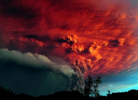 Capturing A Staggering Volcano Eruption In Chile | Shock Wave | Scoop.it