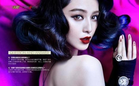 La Cosmétique évolue en Chine - Marketing Chine | Herbovie | Scoop.it