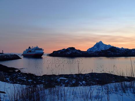 Toilapol : Hurtigruten - Norvege - Antarctique - Patagonie - Groenland ouest et nord-est - Spitzberg - express-côtier - Arctique - Islande   Arctique et Antarctique   Scoop.it